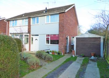 Thumbnail 3 bed semi-detached house for sale in Andrew Close, Leiston