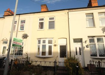 2 bed terraced house for sale in Rugby Road, Hinckley LE10