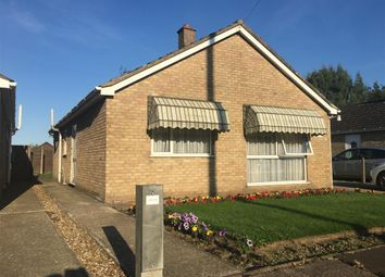 Thumbnail 3 bed bungalow to rent in Oak Drive, Outwell, Wisbech