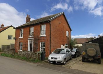 Thumbnail 5 bed detached house to rent in White Hart Street, East Harling, Norwich