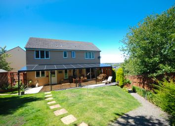 Thumbnail 4 bed detached house for sale in Culm Close, Bideford