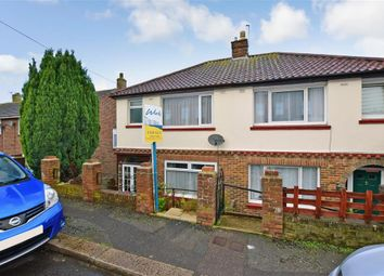 Thumbnail 3 bedroom semi-detached house for sale in Westbury Road, Dover, Kent