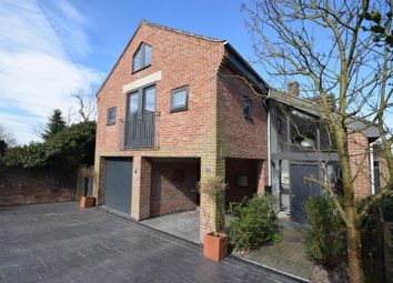Thumbnail 4 bed detached house for sale in Ingleby Road, Stanton By Bridge, Derbyshire