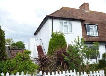 Thumbnail 2 bed flat for sale in Tumulus Road, Saltdean, Brighton, East Sussex