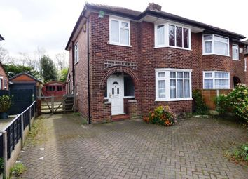 Thumbnail 3 bed semi-detached house to rent in 14 Dean Drive, Wilmslow