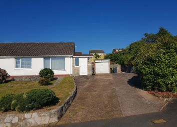 Thumbnail 3 bed semi-detached bungalow for sale in Branscombe Close, Exeter