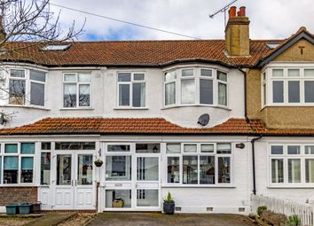 Thumbnail 3 bed terraced house for sale in Ladywood Road, Tolworth, Surbiton
