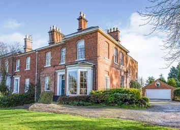 Thumbnail 5 bed semi-detached house for sale in Welsh Road, Childer Thornton, Ellesmere Port