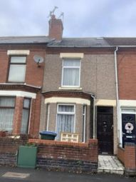 Thumbnail 2 bed terraced house for sale in Hollis Road, Coventry, West Midlands