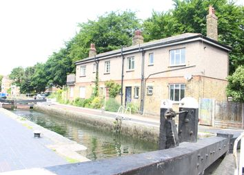 Thumbnail 3 bed semi-detached house to rent in Broadway Market/Regents Canal, Hackney