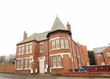 Thumbnail 1 bed flat for sale in School Terrace, High Street, Golborne, Warrington