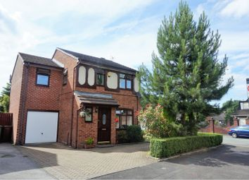 Thumbnail 4 bed detached house for sale in George Street, Shaw, Oldham