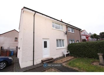 Thumbnail 2 bed semi-detached house to rent in Alloa Road, Tullibody