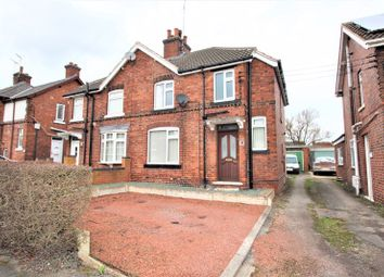 Thumbnail 3 bed semi-detached house for sale in Poplar Street, Ollerton, Newark