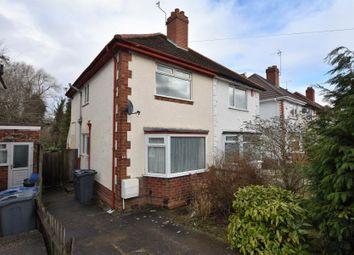2 bed property for sale in Reservoir Road, Selly Oak, Birmingham B29