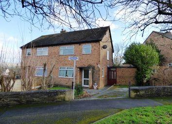 Thumbnail 4 bed semi-detached house for sale in Hockerley Lane, Whaley Bridge, High Peak, Derbyshire