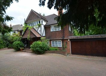 Thumbnail 6 bed property for sale in Oakleigh Park North, London