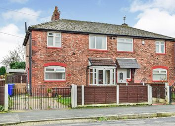 Thumbnail 3 bed semi-detached house for sale in Thornleigh Road, Manchester Fallowfield, Greater Manchester