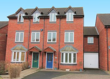 Thumbnail 4 bed town house to rent in Badgers Retreat, Leamington Spa