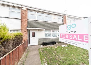 3 bed terraced house for sale in Jones Road, Hartlepool TS24