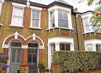 Thumbnail 4 bed terraced house to rent in Chevening Road, London