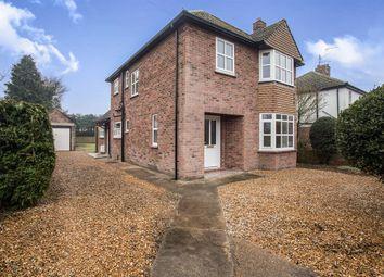 Thumbnail 3 bedroom detached house for sale in Kensington Road, King's Lynn