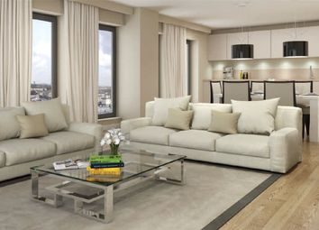 Thumbnail 2 bed flat for sale in Stratford Central, Great Eastern Road, London
