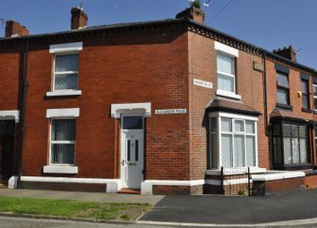 Thumbnail 2 bed terraced house for sale in Alexandra Road, Ashton-Under-Lyne