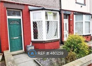 Thumbnail 3 bed terraced house to rent in Grasmere Street, Burnley