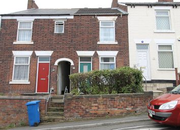 Thumbnail 2 bed terraced house for sale in Burnell Street, Brimington, Chesterfield