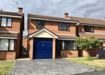 Thumbnail 3 bed detached house for sale in Rose Tree Close, The Rock, Telford