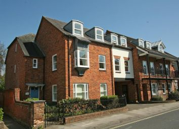 Thumbnail 2 bed flat to rent in Gosport Street, Lymington, Hampshire