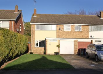 Thumbnail 4 bed semi-detached house to rent in Leaders Way, Newmarket, Newmarket