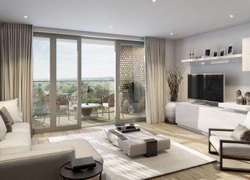 Thumbnail 1 bedroom flat for sale in Lyon Square, Lyon Road, Harrow-On-The-Hill, Harrow