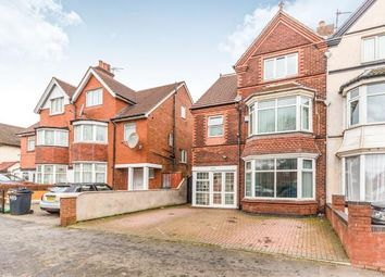 Thumbnail 7 bed semi-detached house for sale in City Road, Edgbaston, Birmingham, West Midlands