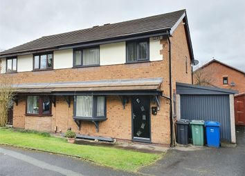 3 bed semi-detached house to rent in Irwell Street, Radcliffe, Manchester M26