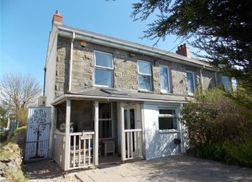 Thumbnail 2 bed end terrace house for sale in Church Road, Pencoys, Four Lanes