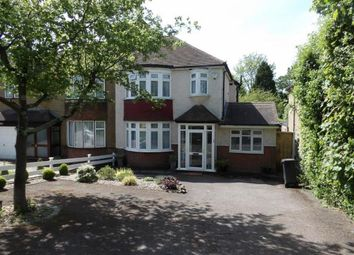 Thumbnail 4 bed semi-detached house for sale in Upper Selsdon Road, Selsdon, South Croydon, Surrey