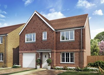 "Thumbnail 4 bed detached house for sale in ""The Winster"" at Rattle Road, Stone Cross, Pevensey"