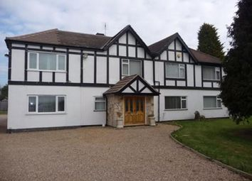 Thumbnail 6 bed detached house for sale in Thurlaston Lane, Earl Shilton, Leicester