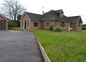 Thumbnail 5 bed detached bungalow to rent in Meadow Croft, Meadow Road, Barlaston, Stoke-On-Trent