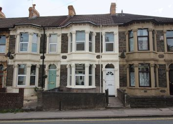 Thumbnail 3 bed terraced house to rent in Downend Road, Kingswood, Bristol