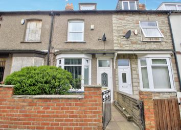 Thumbnail 3 bedroom terraced house for sale in Allinson Street, North Ormesby, Middlesbrough