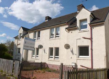 Thumbnail 2 bedroom flat to rent in Stirling Street, Coatbridge