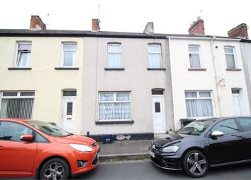 Thumbnail 3 bedroom terraced house for sale in Bond Street, Newport