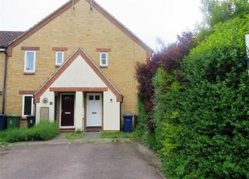 Thumbnail 1 bedroom semi-detached house to rent in Blackthorn Close, Cambridge