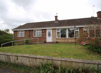 Thumbnail 3 bed bungalow for sale in The Crescent, Mortimer Common