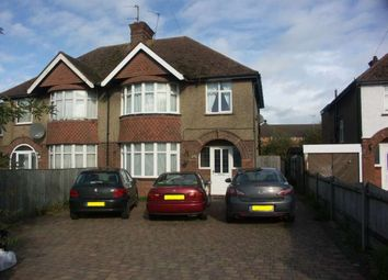 Thumbnail 3 bed semi-detached house to rent in Tring Road, Aylesbury