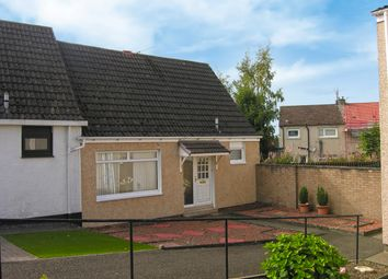 Thumbnail 2 bed end terrace house for sale in Allanton Grove, Wishaw