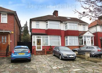Thumbnail 3 bed semi-detached house for sale in Forest Gate, London
